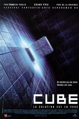 cubo poster02 Cubo Dublado