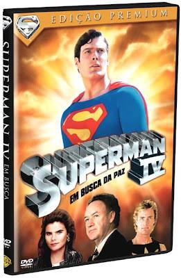 Superman 4 Em Busca da Paz Dublado
