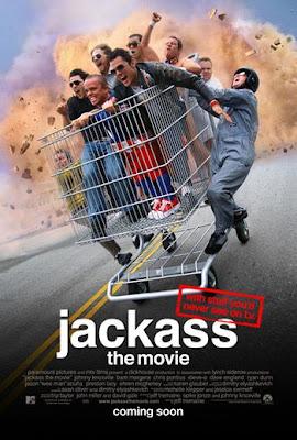 Filme Jackass   O Filme + Legenda