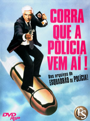 Filme Poster Trilogia Corra Que A Policia Vem Aí DVDRip XviD Dual  Audio