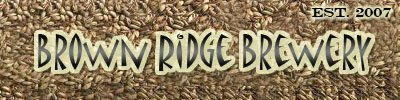 Brown Ridge Brewery