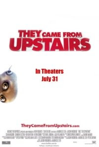 They Came From Upstairs Movie Poster