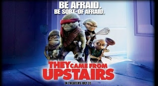 The Zirconians - They Came From Upstairs Movie