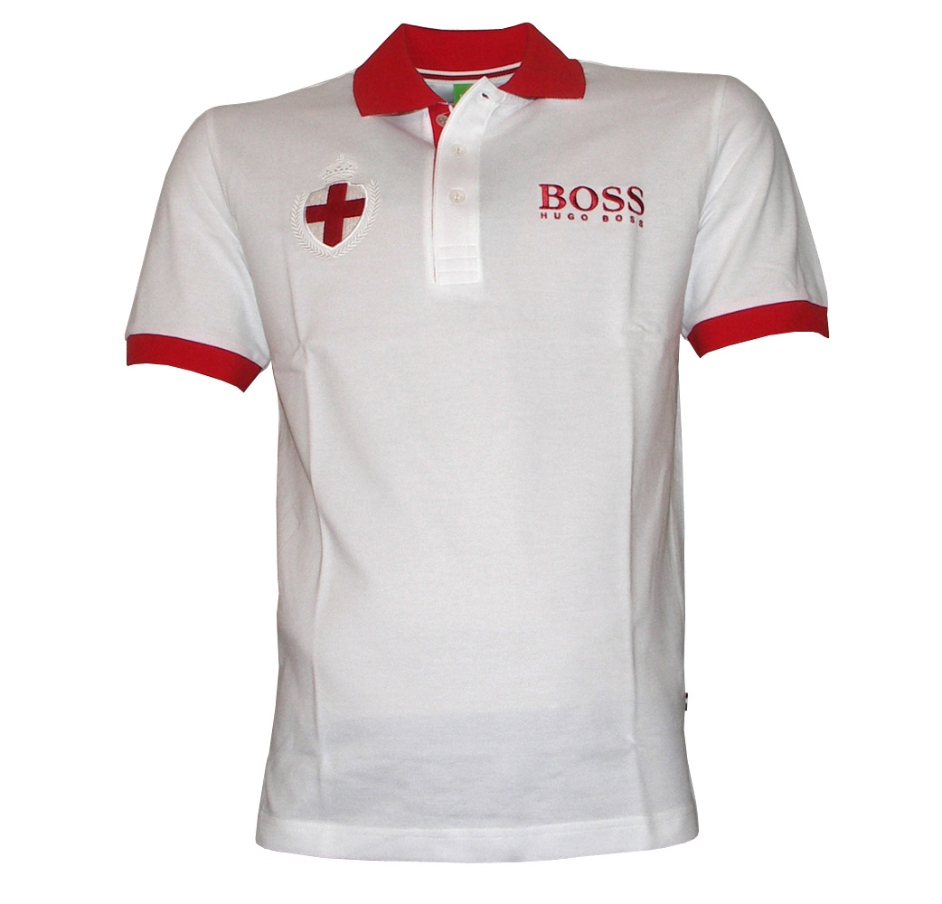 hugo boss italy world cup polo shirt. Black Bedroom Furniture Sets. Home Design Ideas