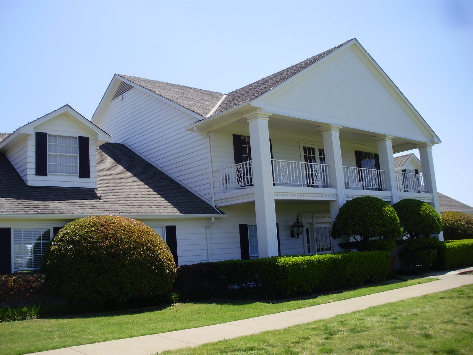 life at 55 mph southfork ranch in parker texas this was the southfork ranch in parker texas this was the filming location for the
