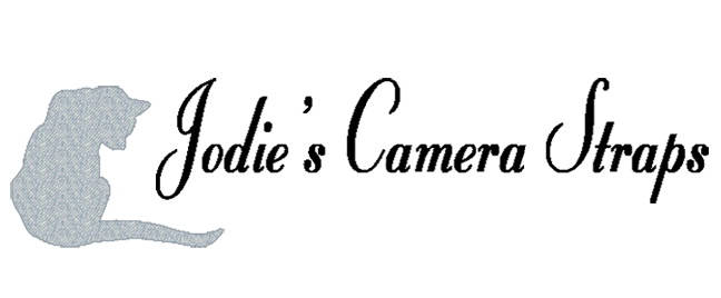 Jodie's Camera Straps - custom made, padded camera straps
