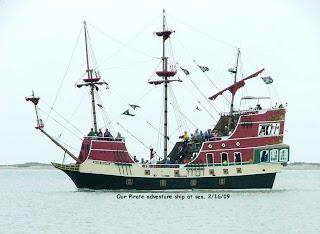 SPIroadrunneradventures: Black Dragon Pirate Ship ...