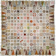 Dear Jane Quilt by Jane A. Stickle