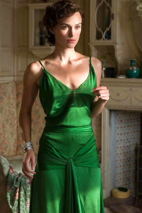 As I Said...: Fashion In Film: Atonement