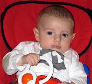 Erik con tres meses