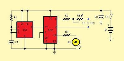 cranial electrotherapy stimulator circuit schematic free with rh alectronicscircuits blogspot com Cranial Electrotherapy Stimulation Review Physical Therapy Electrotherapy