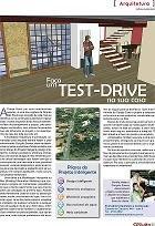 Faça um test drive na sua casa