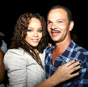 Rihanna's Dad Says Singer Pushed Him Out Of Her Life