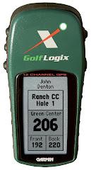 Original GolfLogix GPS