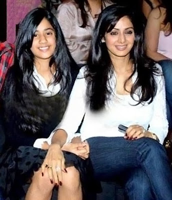 Jhanvi Kapoor Sridevi Daughter