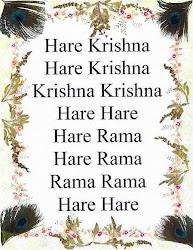 Canta Hare Krishna y se Feliz!