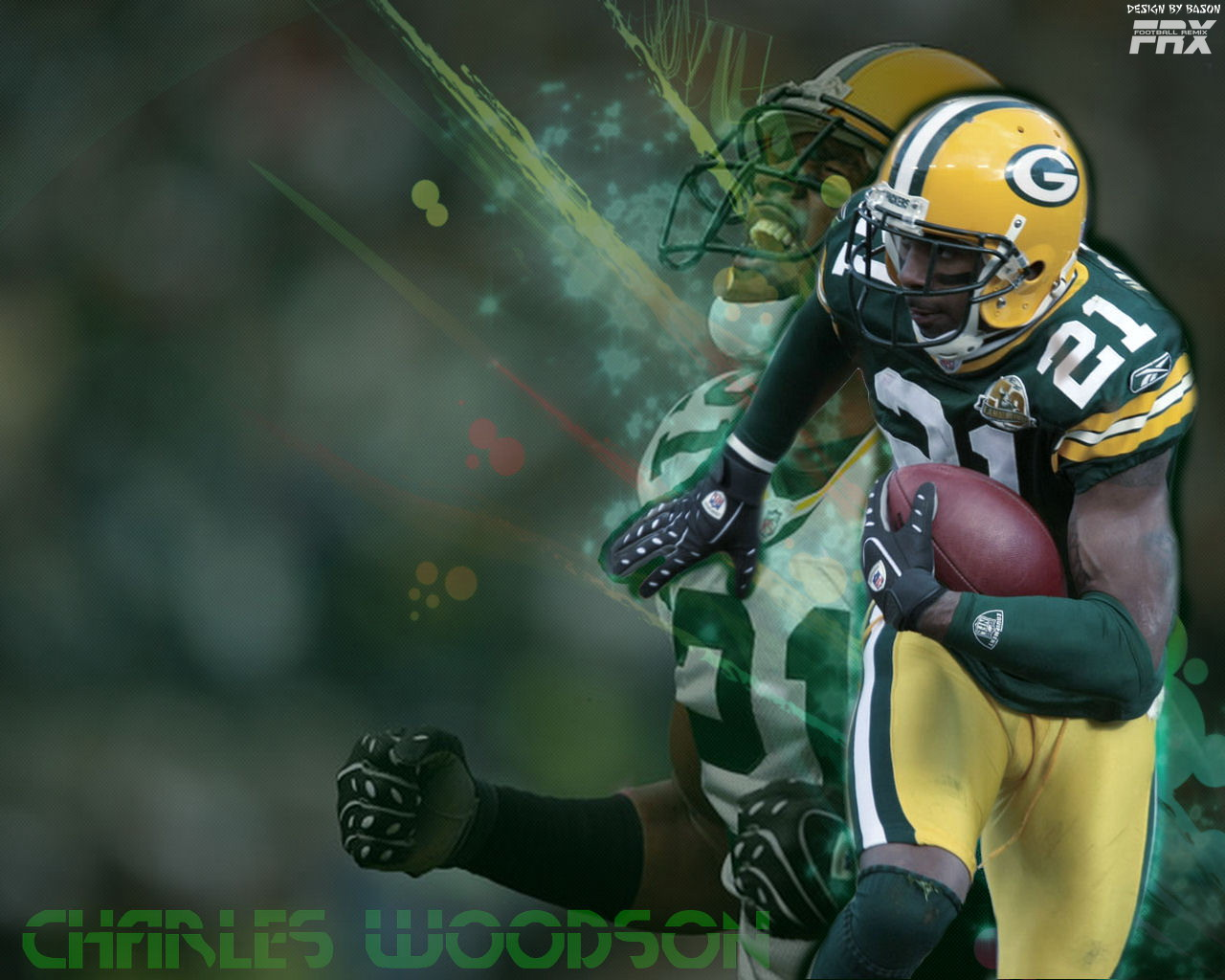 Nfl wallpapers charles woodson green bay packers - Charles woodson packers wallpaper ...