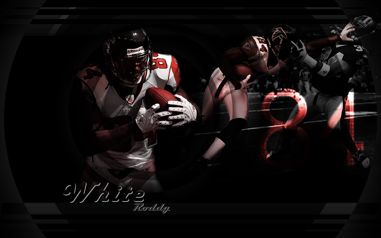 NFL Wallpapers: Atlanta Falcons - RODDY WHITE