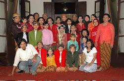 Potret keluargaku