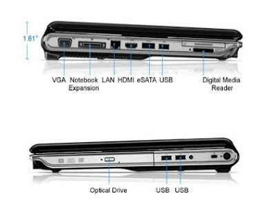 HP Pavilion DV6-2162NR specification