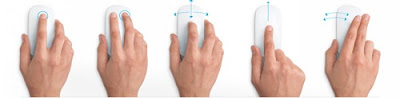 Apple Magic Mouse - The World's First Multi-Touch Mouse