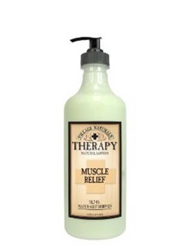 Village Naturals Muscle Relief - Natural Therapy Lotion - Product info and price