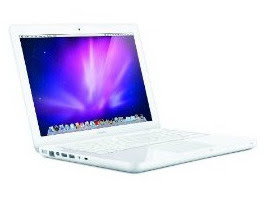 Apple MacBook MC207LL/A 13.3-inch Laptop Review and Specifications - Side view