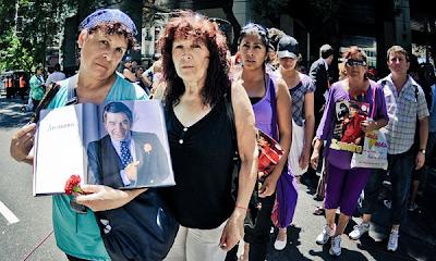 Una multitud se despide de Sandro en el Congreso Argentino