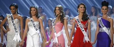 Bolivia posible sede del Miss Universo 2010