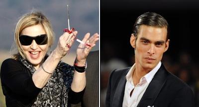 Madonna enamorada de Jon Kortajarena