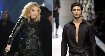 Madonna y Jesús Luz terminan su relación amorosa