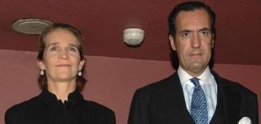 La Infanta Elena y Jaime de Marichalar divorciados oficialmente
