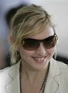 Madonna será jueza matrimonial