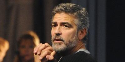 George Clooney harto de ir de fiesta en fiesta