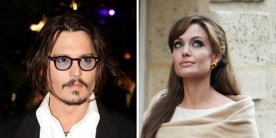 Johnny Depp no encuentra seductora a Angelina Jolie