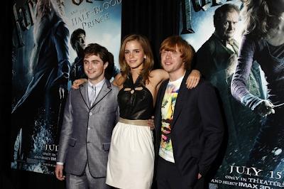 Harry Potter recauda 159 millones de dólares