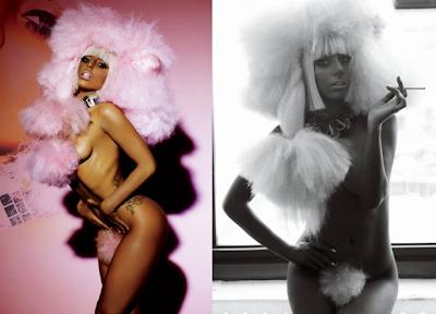 Lady Gaga la protagonista de la nueva edición de V Magazine
