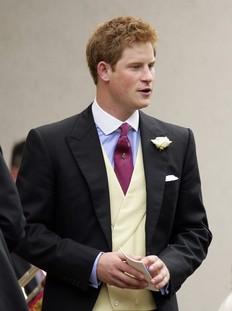 El Príncipe Harry vuelve con su ex pareja