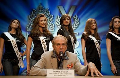 Crisis económica golpea concurso de belleza Miss Venezuela