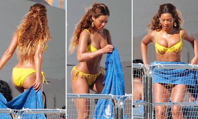 Beyoncé censurada por ser demasiado sexy