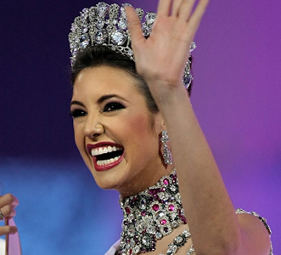 Marelisa Gibson Miss Venezuela 2009