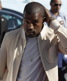 No procesarán a Kanye West por agresión en aeropuerto