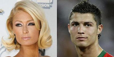 Paris Hilton le hace vudú a Cristiano Ronaldo