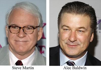 Steve Martin y Alec Baldwin presentarán la gala de los Oscar