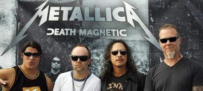 Metallica se presentará en Venezuela