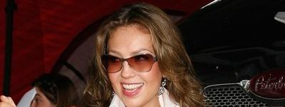Thalía toma 30 pastillas diarias
