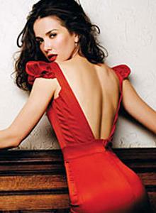 Natalia Oreiro se prepara para su primer filme erótico