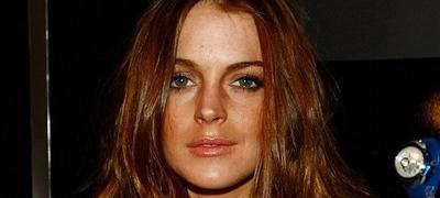 Lindsay Lohan llevar una vida normal y saludable