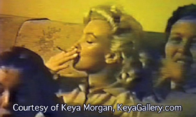 EBay subastará una cinta casera en la que Marilyn Monroe fuma marihuana