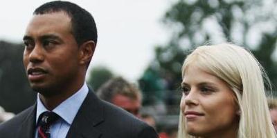 Tiger Woods le ofrece dinero a su mujer para que se quede a su lado